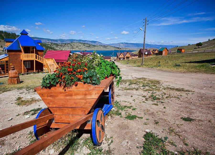 Фото отеля , veter baikala recreation camp / ветер байкала база отдыха , иркутск, россия